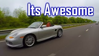 5 Reasons Why the 986 Porsche Boxster is AWESOME