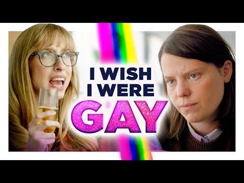 I Wish I Were Gay Hardly Working
