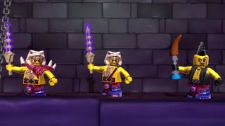 Lego Ninjago: Shadow of Ronin (PS Vita/3DS/Mobile) Chen