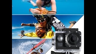 Cymas Full HD 1080P 2.0 Inch Sports Action Camera Review