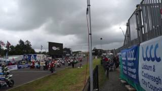 Ulster GP 2016 - Superbike Race 1 Start Only