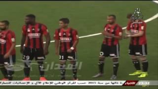 حــصـيلة الجولة الثانــية من الدوري الجزائــري .. 2016 / 2017