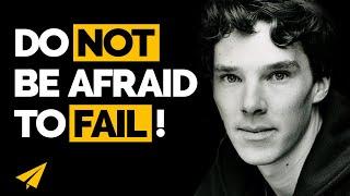 Fail Again, FAIL BETTER! - Benedict Cumberbatch - Top 10 Rules