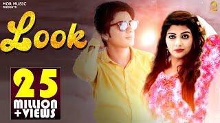 Look # Raju Punjabi # Sahil & Sonika Singh # New Haryanvi D J Song 2017 # Latest Mor Music Song