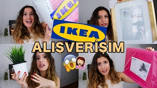 IKEA ALIŞVERİŞİM ♡ EV DEKORASYONU