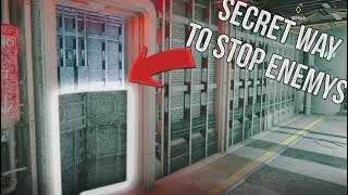 Secret Glitch To Stop Attackers Entering (Yacht) - Rainbow Six Siege