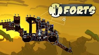 Forts - Best Cannon Fort Ever! - Let