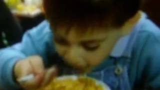 sesame street-the most important meal of the day