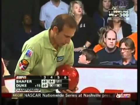 Norm Duke Head Pin Goes To