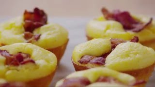 Best Crowd-Pleasing Breakfast Recipe Ever: Bacon and Egg Muffins