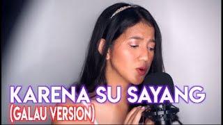 Karena Su Sayang - Near ( Galau Version ) - Vhiendy Savella