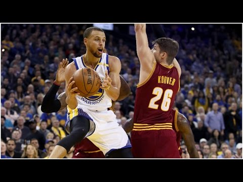 Stephen Curry 20 Points, 11 Assists vs Cavaliers | 01.16.17