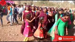 Adivasi Jhankar Dj Kaun Bhidu Timli Dance