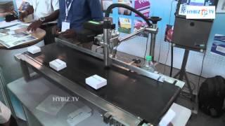 Industrial Printers - Videojet Technologies - PackPlus South 2016 - hybiz