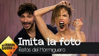 Las fotos más personales de Andrés Velencoso y Alessandra Ambrosio  - El Hormiguero 3.0