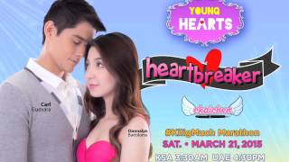 Young Hearts Presents Heartbreaker Marathon (Middle East Time slots)