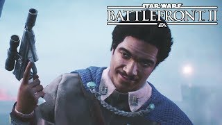 Star Wars Battlefront 2 All Lando Calrissian Scenes