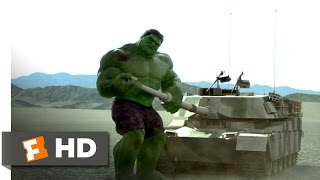 Hulk (2003) - Send in the Tanks Scene (8/10) | Movieclips