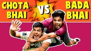 CHOTA BHAI VS BADA BHAI   The Half-Ticket Shows