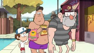 The Deep End - Clip - Gravity Falls - Disney Channel Official