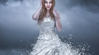 Water Splash Girl | Photoshop Manipulation Tutorial | Photo Effects