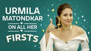 Urmila Matondkar on all her Firsts   Bollywood   S01E04   Pinkvilla   Lifestyle