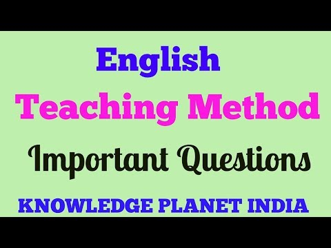 Xxx Mp4 TEACHING METHODS FOR RPSC 2ND GRADE ENGLISH II ENGLISH MOCK TEST MPORTANT QUESTIONS II 3gp Sex