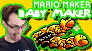 Mario Maker - Hello! Baby ;) (Hardest I've Ever Laughed In Mario Maker) | Cool Levels #17