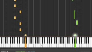 How to play Teletubbies Theme on piano