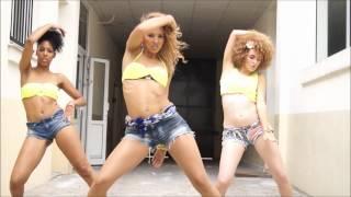 Shal Marshall - Wine yuh Body - Dancehall Soca Choreography by AYA