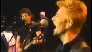 David Bowie 50th Birthday with Lou Reed Dirty Boulevard White Light,White Heat www hermanarayo com ar
