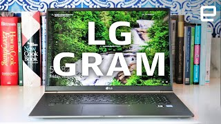 LG Gram 17 review: Who's this for?