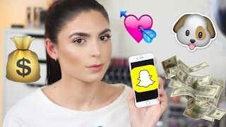How I Make Money On Youtube + New Puppy!  | Snapchat Q + A