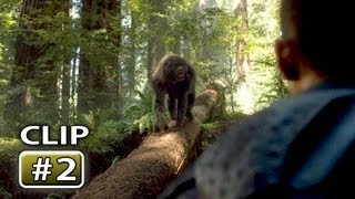"""AFTER EARTH Movie Clip """"The Monkeys"""""""