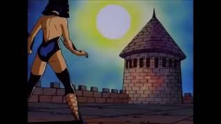 The Phoenix Saves Lilandra - X-Men Phoenix Saga