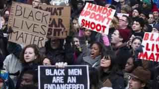 Black Lives Matter by Dhar Leon Bryant