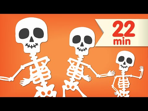 Xxx Mp4 The Skeleton Dance More Dance Songs For Kids Super Simple Songs 3gp Sex