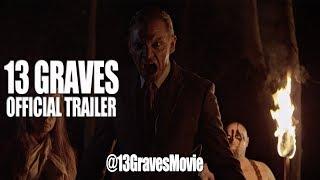 13 GRAVES Official Trailer (2018) UK Horror