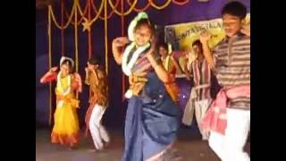 Rangabati Rangabati.(Sambalpuri odiya folk) dance.