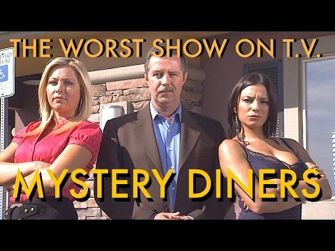 Mystery Diners ralphthemoviemaker
