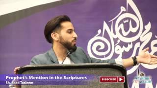 Prophet's Mention in the Scriptures by Sh. Saad Tasleem   877-Why-Islam
