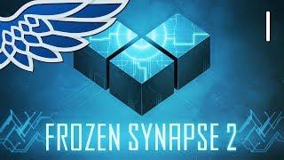FROZEN SYNAPSE | Digital Combat Part 1 - Cyberpunk Tactics Let