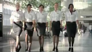 Fly Girls intro