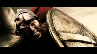 300 - Escena Leónidas y Efialtes [HD]