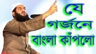 Allama Mamunul Haque  সাহেবের যে গর্জনে বাংলা কাঁপলো