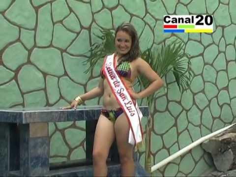 Reinas Municipios de Petén Candidatas Feria Deptal 2013