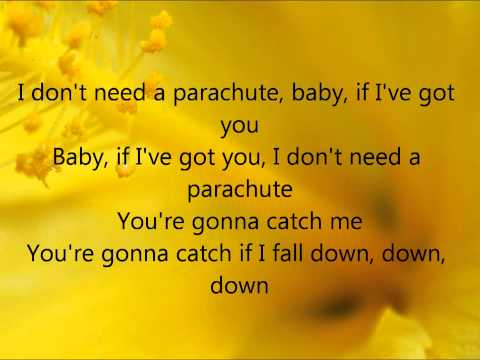Cheryl Cole Parachute lyrics