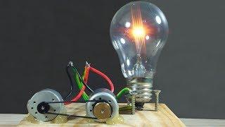 Free Energy Light Bulbs - Infinite Energy Source
