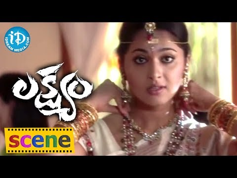 Anushka Romantic Video Scene - Romance of the Day 17 | Telugu