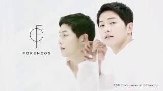 FORENCOS 7 Days Mask ft Song Joong Ki 宋仲基